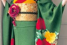 Kimonos / by Aslihan Kaya