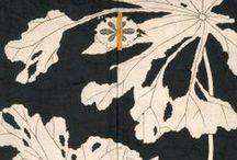 Japanese textiles / by Pamela Farmer