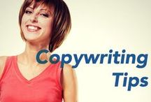 Free Copywriting Tips Anyone Can Use / Need to write advertising copy? Discover copywriting: the art of persuasion. Whether you're selling, blogging, or marketing,  copywriting skills and strategies can help. / by Angela Booth