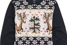 Ugly Christmas Sweater Party / Having and Ugly sweater party or need a crazy Christmas sweater to have all eyes on you this Holiday? Men's and Women's--we've got you covered! / by SWELL