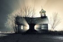 places & spaces / rad spots & cool buildings / by Bruce Flyinghorse
