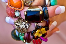 AMAZING SHOES_RINGS TOO / by LadeeTee's Treasures