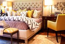 Master Suite Ideas  / Ideas for our new homes Master suite! Colors, styles etc!  / by Toni Gregory