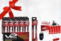 Holiday Gift Guide / V2 Cigs Official Holiday Gift Guide / by V2 Cigs®