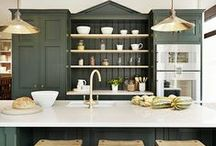 Dream Kitchens / Ideas & inspiration for creating a dreamy kitchen.  / by Rachel Noreika