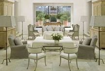 Living Room Inspiration / by Brooke Giannetti