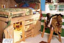 Sawyer room ideas / by Ann (Vintage River Ranch)