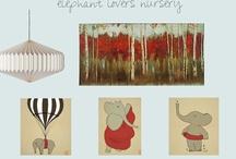 nursery / by Christine Butler