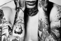 Tattoo as a culture / ink and skin / by Pasquale Wey