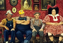 Hee Haw / Part of growing up and enjoying family time and those great TV shows!   / by Kelly Mann