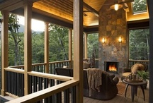 outdoor space / by Barbara Cooper