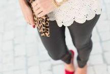 Fashion  / by Shavonda Gardner {AHomeFullOfColor}