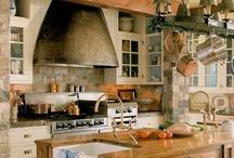 Kitchens / by Ashley Sawyers Lee