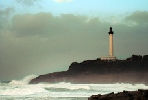 Lighthouses / by Michelle Ingle-Nafziger