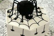 Creepy Cakes / Halloween themed cakes! / by Alyson Murrow