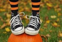 Festive  Fall / Autumn celebration ideas... meals, crafts, decor and more!  / by Alyson Murrow