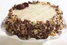 Desserts / Burgers' has delicious homemade desserts.  Choose from a great variety of gourmet desserts including cakes, pies, cheesecakes carrot, chocolate, lemon and mocha cream.  Shipped directly to your door. / by Burgers' Smokehouse