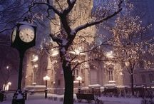Romantic Manhattan / by la Terrine