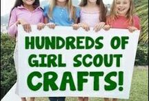 Girl Scouts! / by Dayna T