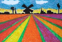ART: LANDSCAPE & PERSPECTIVE / by Tess Davis