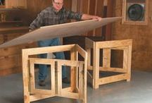 Woodworking  Proyects / by Carmen Rivera
