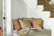 Dreamy Nooks and Niches / by Krysta Newman