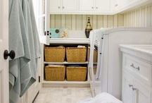 Dreamy Laundry Rooms / by Krysta Newman
