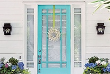 Dreamy Exteriors and Porches / by Krysta Newman