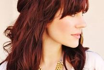 Hair - Medium & long / For hairstyles at or below the shoulders / by Krysta Newman
