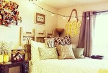 College Life / Dorm decorating, college attire, student tips. / by Tyra Blackmon