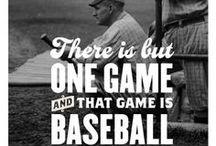 baseball / by Holly Bouslough