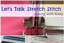 Sewing:  Great ideas & Tutorials / How to instructions make a major difference in enjoying and being a successful seamstress. / by Denise Jones