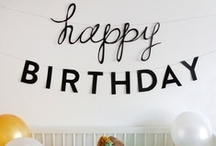 First Birthday Party / by Krysta Newman