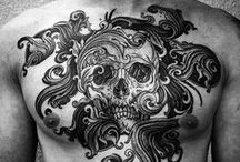 Tattoo / Tattoo Art / by Cordero Feroz @aristanet