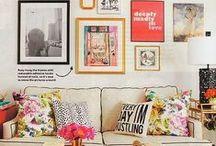 Interior Designs / These are designs that I find fun, interesting and creative. / by Cecilia Iliesiu