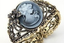antique jewelry and cameos / Oh so many take your breath away moments upon gazing on these beauties!  If just if I had a few extra dollars to grab one of these, any one of them! / by Eileen White - Betz