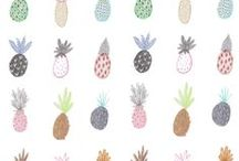 Pineapple / An awesome board for Beth and Steph to look at whenever they want / by Beth Irvine