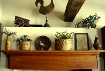 Decorating Ideas / by Stacey Wascom