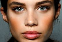 Beauty / Makeup Ideas / Looks that I think are interesting. Cute lipsticks, eyeshadows, make up all together. / by Erika Elias