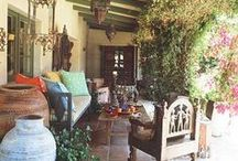 outdoor rooms / by Kathryn M Ireland