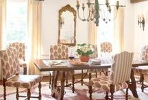 Dining rooms / by Kathryn M Ireland