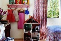 Kids Rooms / by Kathryn M Ireland