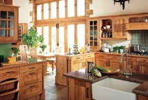 Kitchens / by Roger Worsham