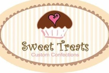 Sweet Treats (my work) / My work / by Maha Mortada