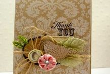 Paper Crafts ~ Cards / by Little Birdie Blessings