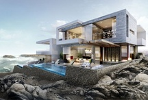 Amazing Homes / by Israel Butson
