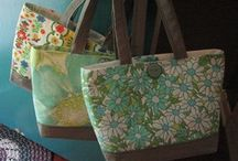 Sewing - Bags & Totes / by Little Birdie Blessings