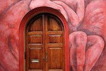 # ARTE:: PUERTAS Y VENTANAS / by Imagina Tu Sitio WEB Aguascalientes