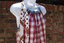Cool Fourth of July recycling ideas / Take advantage of your red, white and blue textiles for the holidays. Recycle them into new outfits or DIY crafts.  / by USAgain