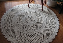 Crocheted Home / by Cyndi Wetmiller